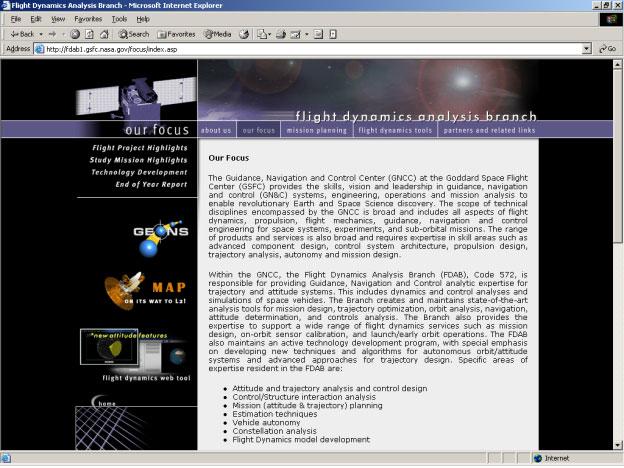 FDAB Website